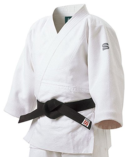 9 cherry JZ spearhead special double weave Judo cloth coat only 3 Y size (slim) JZC3Y.