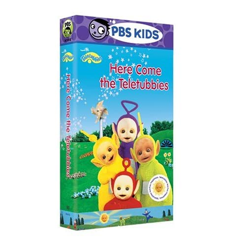 Here Come The Teletubbies [VHS] Teletubbies Movies & TV