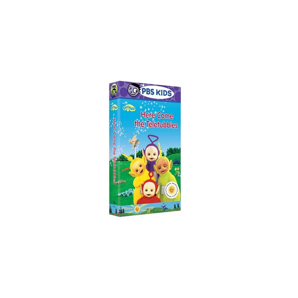Here Come The Teletubbies [VHS] Teletubbies Movies & TV On