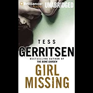 Girl Missing Audiobook