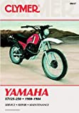 Yamaha Xj750 Fours, 1981-1983 Ed Scott and Sydnie A Wauson