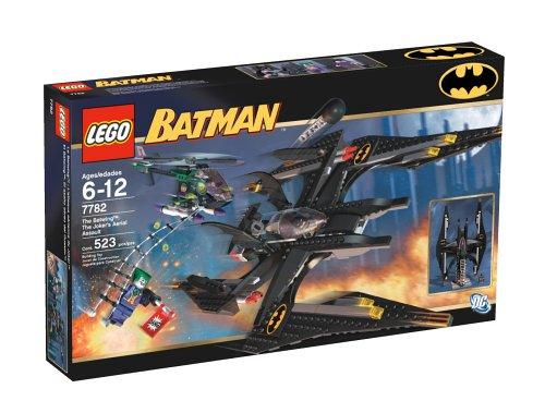 LEGO Batman - The Batwing: The Joker's Aerial Assault at Gotham City Store