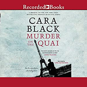Murder on the Quai Audiobook