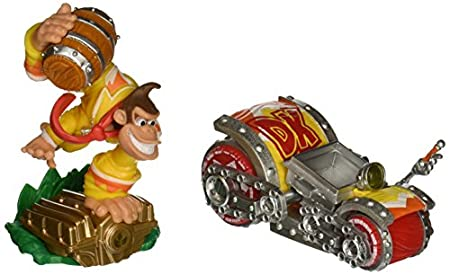 Activision Skylanders Superchargers NOA Dual Pack Donkey Kong-Barrell Blaster - Nintendo Wii U
