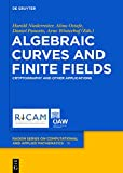 img - for Algebraic Curves and Finite Fields: Cryptography and Other Applications (Radon Series on Computational and Applied Mathematics 16) book / textbook / text book
