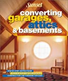 Converting Garages, Attics & Basements (0376010991) by Beneke, Jeff