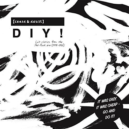 Vinilo : [Cease & Desist] DIY! Cult Classics from the Post-Punk Era (1978-1982) (2 Disc)