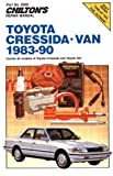 Chilton's Toyota Cressida and Van (Chilton's Repair & Tune-Up Guides)