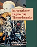 img - for Introduction to Engineering Thermodynamics book / textbook / text book