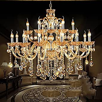 Us chandeliers crystal modern contemporary traditional for Contemporary chandeliers amazon