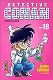 echange, troc Gosho Aoyama - Détective Conan, tome 18