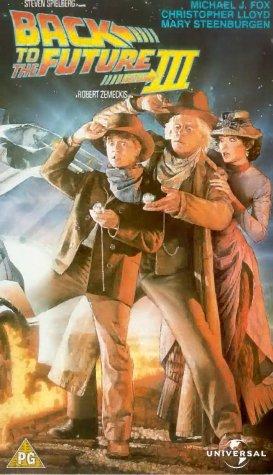 Zurück in die Zukunft 3 [VHS]