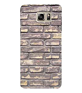 EPICCASE Painted brick wall Mobile Back Case Cover For Samsung Note 6 (Designer Case)