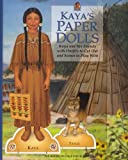 Kayas Paper Dolls [With Scene, Accessories, Outfits, Mini Book] (American Girls Collection Sidelines)