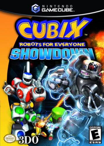Cubix: Robots For Everyone Showdown