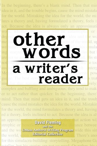 OTHER WORDS: A WRITER'S READER