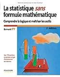 echange, troc Bernard Py - La statistique sans formule mathématique