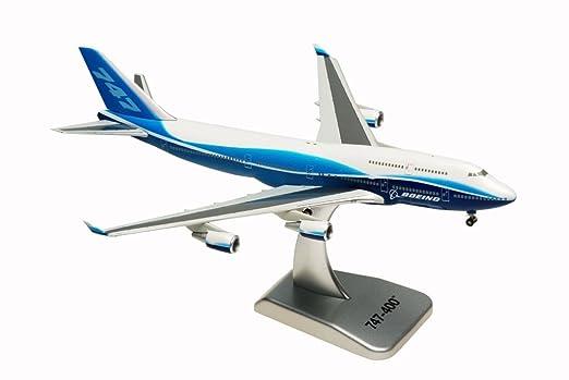 Boeing 747-400 maquette avion échelle 1:400