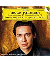 Brahms: Intermezzi, Rhapsodien