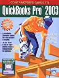img - for Contractor's Guide to Quickbooks Pro 2003 book / textbook / text book