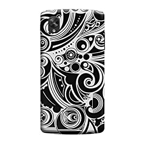 CaseLite Premium Printed Mobile Back Case Cover With Full protection For LG Nexus 5 (Designer Case)
