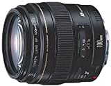 Canon EFレンズ EF100mm F2 USM 単焦点レンズ 中望遠