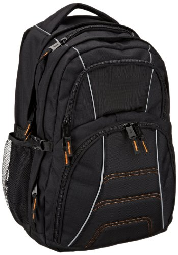 AmazonBasics Laptop Backpack Bundle