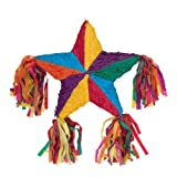 Fiesta Five Point Star Pinata