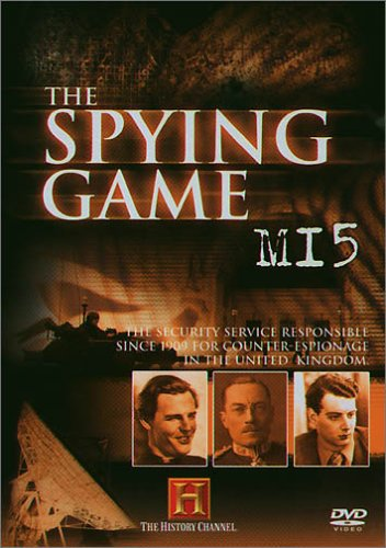 The: Mi5 Spying Game [Import anglais]