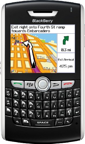 Blackberry 8820 Unlocked Phone with Quad-Band GSM, Wi-Fi–International Version with No Warranty
