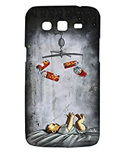 Crackndeal Back Cover for Samsung Galaxy Grand 2