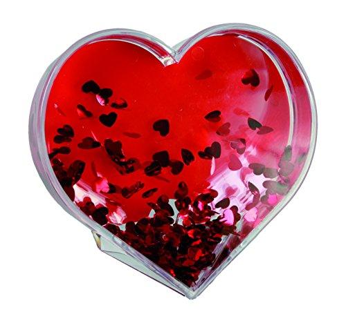 Portafoto Portafotografie Romantico a forma di cuore