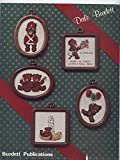 A Teddy Bear Christmas: Counted Cross Stitch