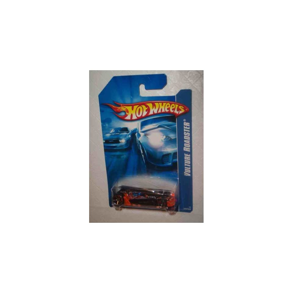 #2006 205 Vulture Roadster Collectible Collector Car Mattel Hot Wheels