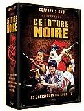 echange, troc Coffret ceinture noire, les classiques du kung-fu vol. 1 - Coffret 5 DVD