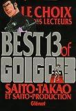 echange, troc Takao Saito - Best 13 of Golgo 13 : Le Choix des Lecteurs