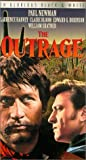 The Outrage [VHS]