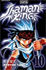 Shaman King, tome 10 : Le cantique de la désolation par Takei