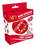 Jelly Belly Portable Mini Speaker for iPhone/iPod/iPad/MP3 Player/Laptop - Very Cherry