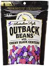 Kenny\'s Wiley Wallaby Outback Beans, Black, 10 Ounce