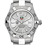 TAG HEUER watch:US Coast Guard Academy TAG Heuer Watch - Women's Steel Aquaracer at M.LaHart