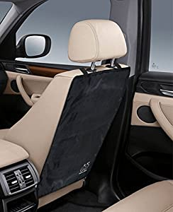 Kick Mats by Freddie and Sebbie - Luxury Car Seat Back Protectors 2 Pack - Keep Your Car Seats 100% Clean From All The Stains And Scuffmarks Left By The Kids With These Auto-Protective Seat Covers - Designed For Most Vehicles - Protect Your Investment - Comes With a Lifetime Guarantee