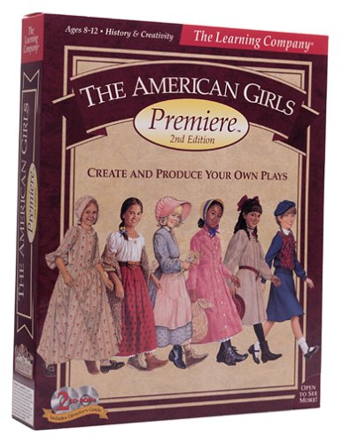 American Girls Premiere 2nd Edition: Create and Produce Your Own Plays