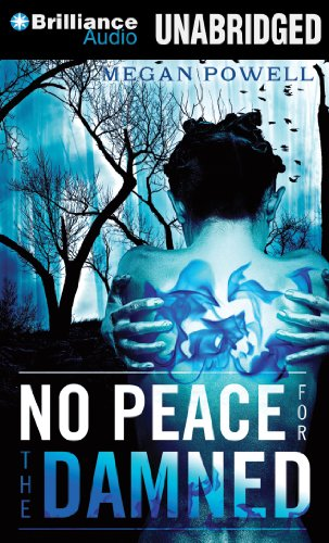 No Peace for the Damned: Megan Powell, Christina Traister: 9781469204468: Amazon.com: Books