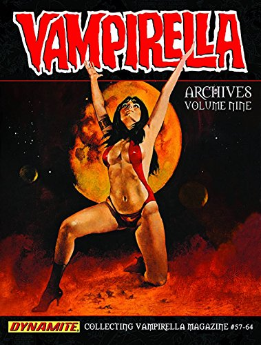 Vampirella Archives Volume 9 (Vampirella Archives Volume 1 H)