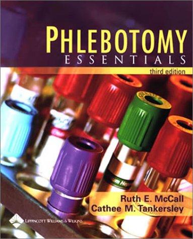 Phlebotomy Training Courses