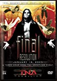 TNA Wrestling: Final Resolution 2005
