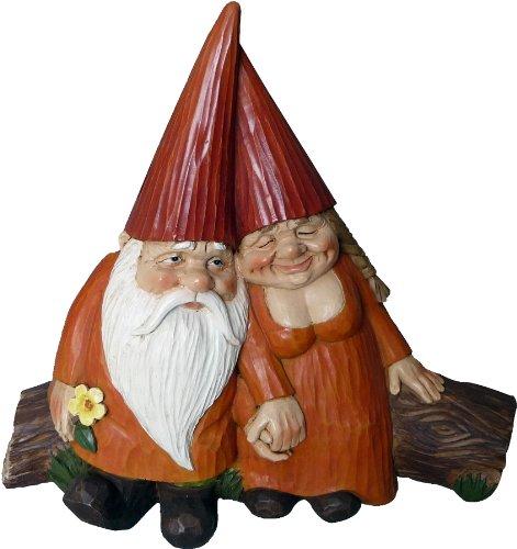 Terrapin Trading C5/TDE-48339 Garden Gnomes Courtship