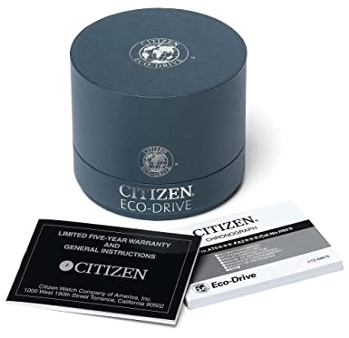 Citizen AT0810-55X Watch Gift Box