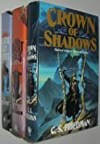 img - for The Coldfire Trilogy (Black Sun Rising, When True Night Falls, and Crown of Shadows) book / textbook / text book